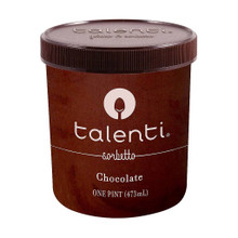 Chocolate 8 of 16 OZ By TALENTI GELATO E SORBETTO