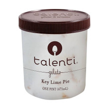 Key Lime Pie 8 of 16 OZ By TALENTI GELATO E SORBETTO