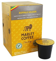Buffalo Soldier 6 of 12 of .39 OZ From MARLEY COFFEE