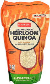 Heirloom Quinoa Pearl 6 of 12 OZ By ALTER ECO