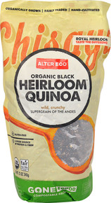 Heirloom Quinoa Black 6 of 12 OZ By ALTER ECO