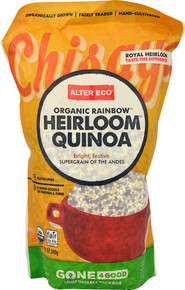 Heirloom Quinoa Rainbow 6 of 12 OZ By ALTER ECO