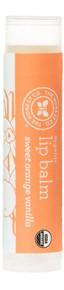 Lip Balm Gravity Orange Vanilla 24 of .15 OZ From THE HONEST CO