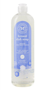 Dish Soap Lavender 26.5 OZ By THE HONEST CO