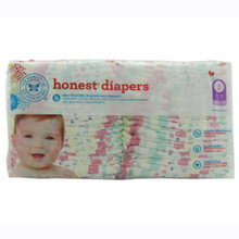 Diapers Tribal Pastel Size 2 40 CT By THE HONEST CO