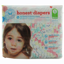 Diapers Tribal Pastel Size 5XL 25 CT By THE HONEST CO
