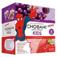 Kids LF Strawberry & Grape 12 of 4 of 3.5 OZ By CHOBANI