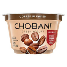 Coffee Blended 2% 12 of 5.3 OZ By CHOBANI