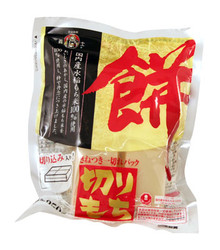 Kiri Mochi Rectangle Rice Cake 12.3 oz  From AFG