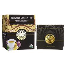 Turmeric Ginger 6 of 18 BAG By BUDDHA TEAS
