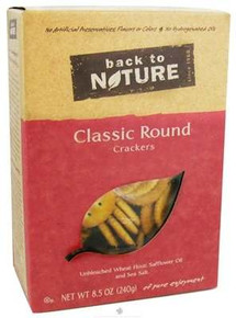 Classic Rounds 6 of 8.5 OZ BACK TO NATURE