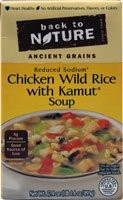 Chicken Wild Rice w/Kamut 6 of 17.4 OZ From BACK TO NATURE