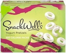 Yogurt Covered 6 of 6 of .78 OZ From SNACKWELLS