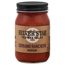 Serrano Ranchero Medium 6 of 16 OZ By SILVER STAR