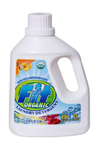 Laundry Det.Fresh Citrus Scent 4 of 100 OZ By FIT