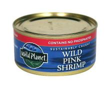 Wild Pink Shrimp 12 of 4 OZ By WILD PLANET
