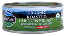 Rstd Chicken Breast,No Salt 12 of 5 OZ By WILD PLANET