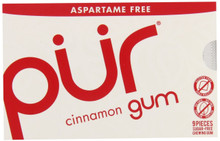 Cinnamon 9Pc 12 of 12.6 GR From PUR GUM