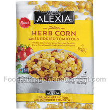 Herb Corn w/Sundried Tomatoes 12 of 12 OZ From ALEXIA FOODS