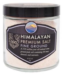 Himalayan Salt Fine 6 of 1 LB By OJIO