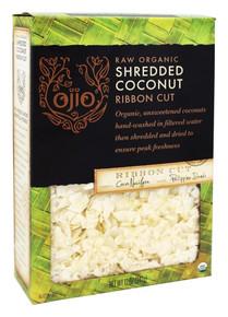Shredded Coconut Ribbon Cut 6 of 6 OZ By OJIO