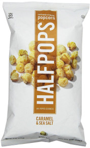 Caramel & Sea Salt 12 of 6 OZ From HALFPOPS