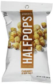 Caramel & Sea Salt 16 of 2 OZ From HALFPOPS