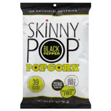 Popcorn Black Pepper 12 of 4.4 OZ SKINNYPOP