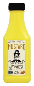Squeeze Bottle,Mustard 6 of 14 OZ By SIR KENSINGTON`S