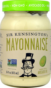 Mayonaise with Avocado Oil 6 of 16 OZ By SIR KENSINGTONS