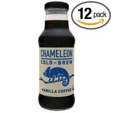 RTD Vanilla 12 of 10 OZ By CHAMELEON COLD BREW