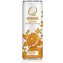 Spectacular Orange 6 of 4 of 12 OZ From Q DRINKS
