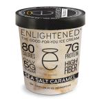 Sea Salt Caramel 8 of 16 OZ By ENLIGHTENED ICE CREAM