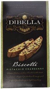 Biscotti Pistachio Cranberry 10 of 6.6 OZ By DIBELLA