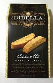 Vanilla Latte 10 of 6.6 OZ By DIBELLA