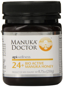 Bio Active 24+ Manuka Honey 6 of 8.75 OZ From MANUKA DOCTOR