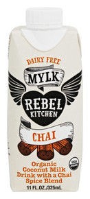 Coconut Mylk Drink/Chai Spice 8 of 11 OZ By REBEL KITCHEN