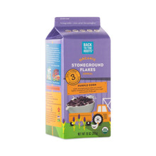 Stoneground Flks Purple Corn 8 of 10 OZ By BACK TO THE ROOTS