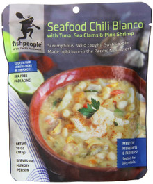 Seafood Chili Blanco 12 of 10 OZ From FISHPEOPLE