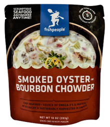 Smoked Oyster,Bourbon 12 of 10 OZ By FISHPEOPLE