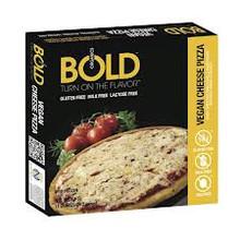 Vegan Cheese Pizza Small 12 of 11 OZ Bold Organics