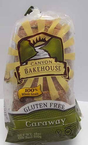 Deli Style Rye 10 of 18 OZ From CANYON BAKEHOUSE