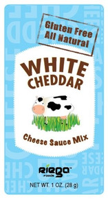 White Cheddar 12 of 1 OZ From RIEGA FOODS
