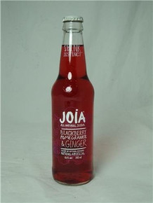 Soda,Blackberry Pomegranate 24 of 12 OZ From JOIA ALL NATURAL SODA