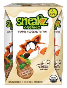 Vanilla 4 of 4 of 8 OZ By SNEAKZ ORGANIC