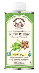 NutriBlend Omega 3 Vit E 6 of 16.9 OZ By LA TOURANGELLE