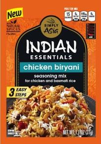 Chicken Biryani 12 of 1.1 OZ From SIMPLY ASIA