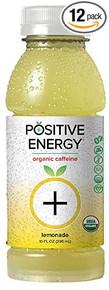 Lemonade 12 of 10 OZ By POSITIVE ENERGY