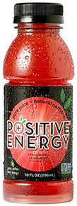 Strawberry Lemonade 12 of 10 OZ By POSITIVE ENERGY