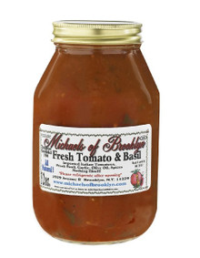 Tomato Basil Sauce 12 of 32 OZ By MICHAELS OF BROOKLYN